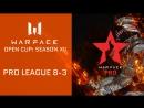 Warface Open Cup: Season XII. Pro League 8-3