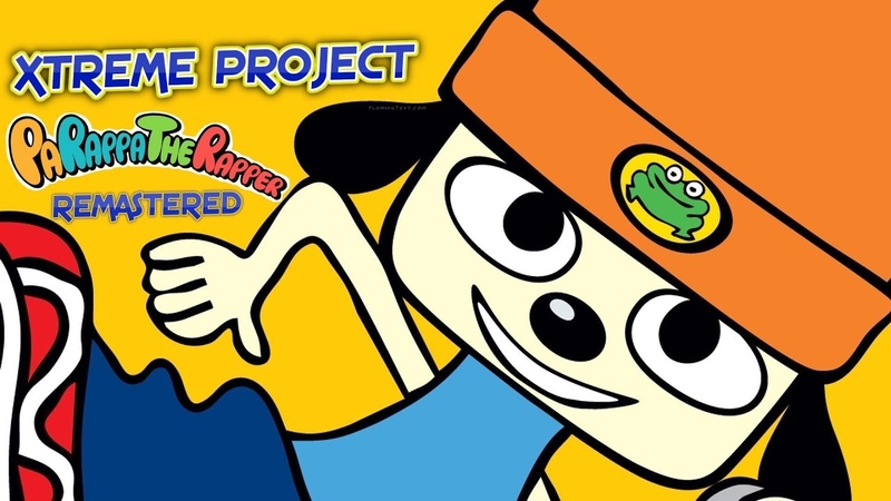 Kick! Punch! It's all in the mind!...Parappa the Rapper 20th Anniversary Demo