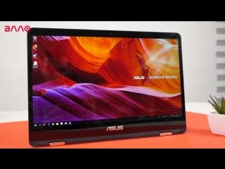 Asus ZenBook Flip 14 - обзор необычного ультрабука