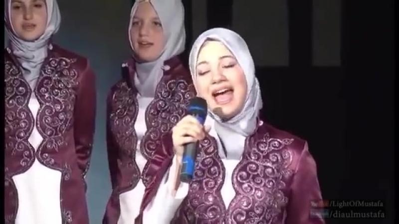 Assalamu Alayka Ya Rasool Allah (Albanian, English) - _السلام عليك يا رسول ا.mp4