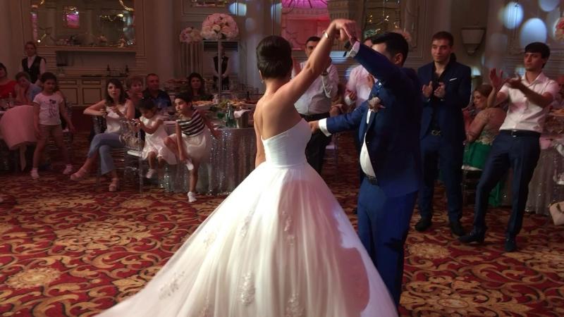 Невероятно красивый танец моей самой красивой невесты
