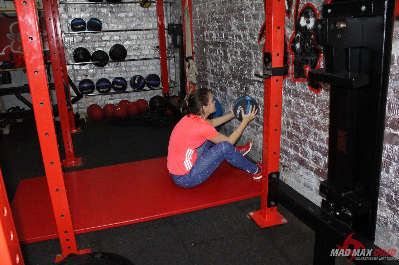 функциональный тренинг для девушек