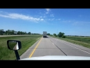 BigRigTravels LIVE Elm Creek to Sidney Nebraska Interstate 80 West July 24 2018