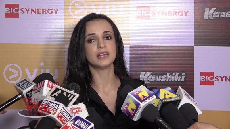 Sanaya Irani Big Synergy Launch Of Web Series