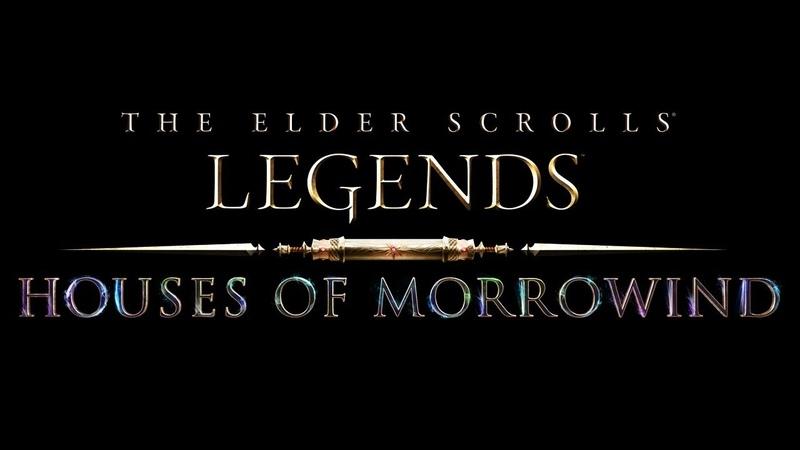 "The Elder Scrolls Legends Великие дома Морровинда"" уже доступно"
