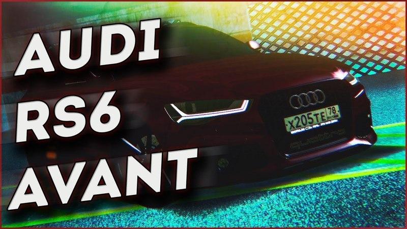 AUDI RS6 AVANT│MTA CCD Planet