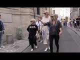 EXCLUSIVE Kate Moss, Kelly Osbourne, Gwendoline Christie going to Picasso museum in Paris