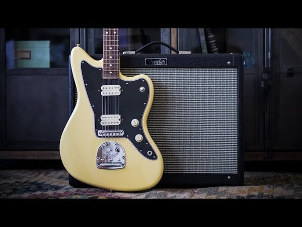 Fender Player Series Jazzmaster Electric Guitar - Demo and Features