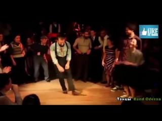 Рахиля, вы прекрасны как Венера.Танцы Band Odessa.mp4