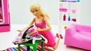 Барби готовится к кастингу на роль Принцессы - Мультики с куклами