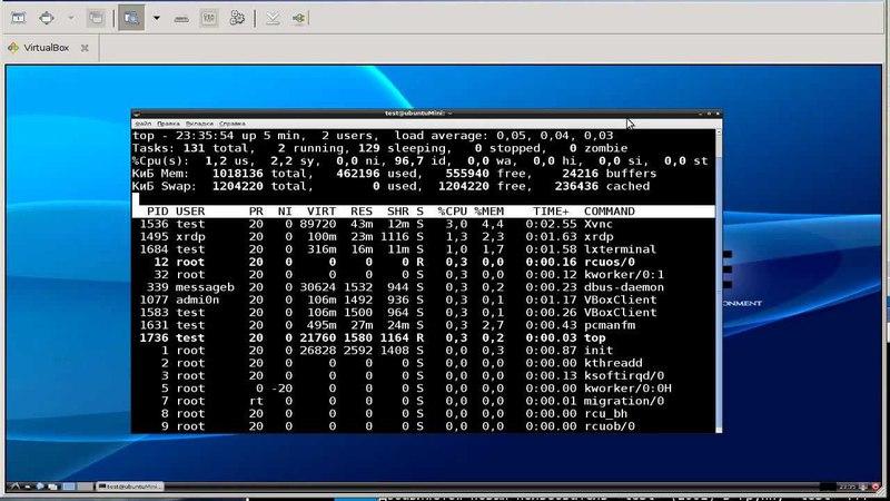 Автологин в LXDM и установка RDP сервера в Ubuntu Linux