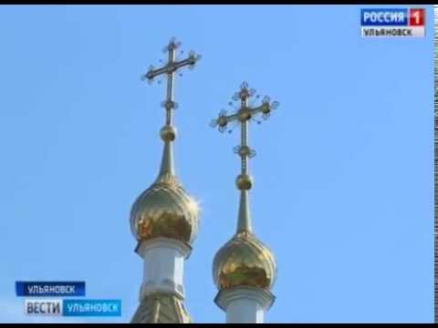 Мощи святой Матроны прибыли в Ульяновск