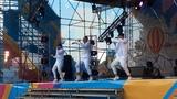 Мясокомбинат Кунгурский отметил 90-летний юбилей концертом на стадионе Труд. Стас Костюшкин