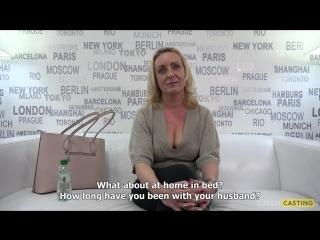 GERLINDA [2018, Casting, Mature, Big tits, Amateur, Czech, Hardcore, All Sex, 1080p]