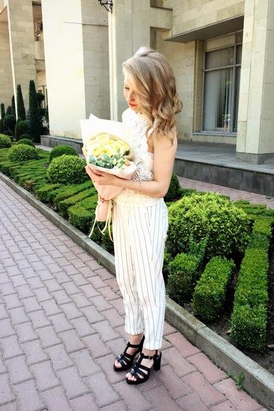 Арина Глазова