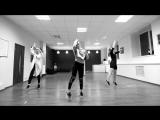Jorja Smith - I Am - jazz-funk choreo by Evgenia Panda - group 2