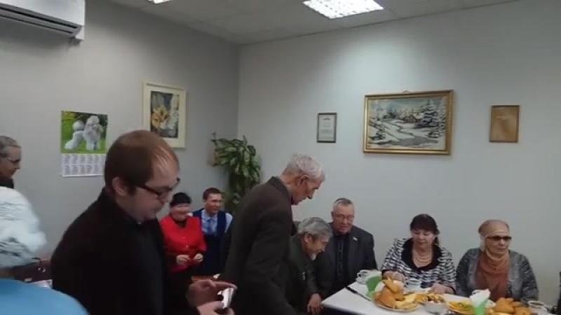 Башкортостан шагыйрьләре һәм язучылары Мәдәни җомга гәзите редакциясендә