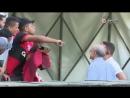 Se liga no recado que o torcedor do Flamengo deu no pé do do ouvido do Bandeira de Mello no Maracanã!