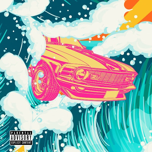 Clyde Carson альбом Summer Wave