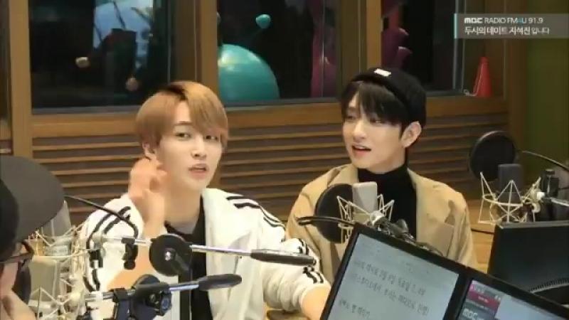 180208 Запись на радио MBC FM4U Ji Seokjin 2PM Date Radio JIHAN