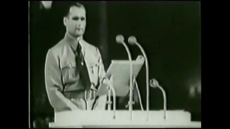 Reichsparteitag der Ehre 1936