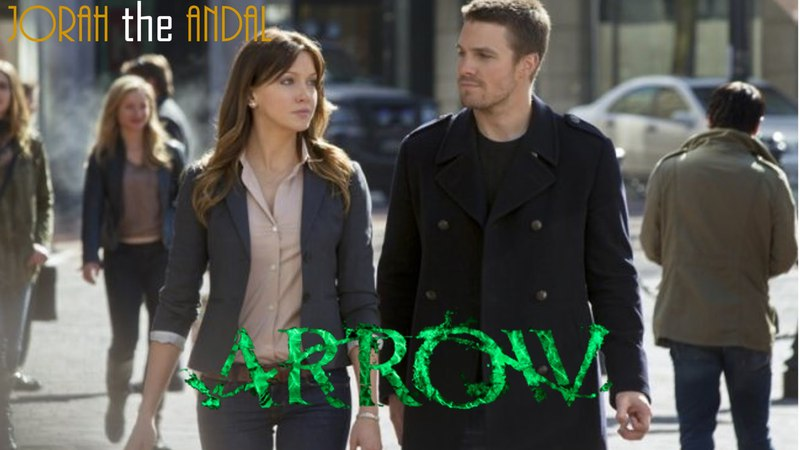 Arrow - Loss and Regrets Suite (Lauriver Theme)