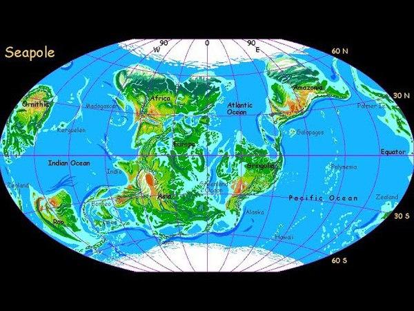 Учёным уже не до смеха. Эти страны исч.езн ут после сме.щ ения Земной оси.
