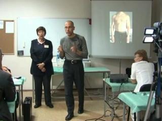 Джонатан Порсонс - Визуальная диагностика (остеопатия)