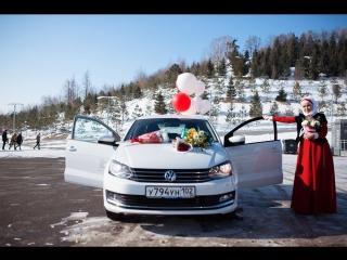 Автопрограмма LR_ Вручение VW Polo Гульнаре Харисовой