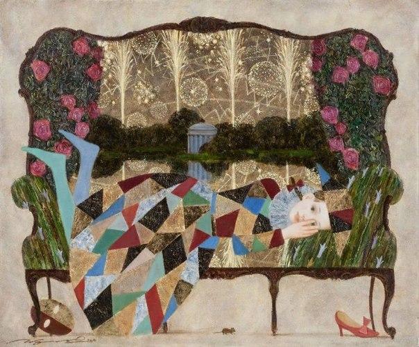 Художник Павел Васильевич Покидышев родился в городе Пензе в 1965 году.