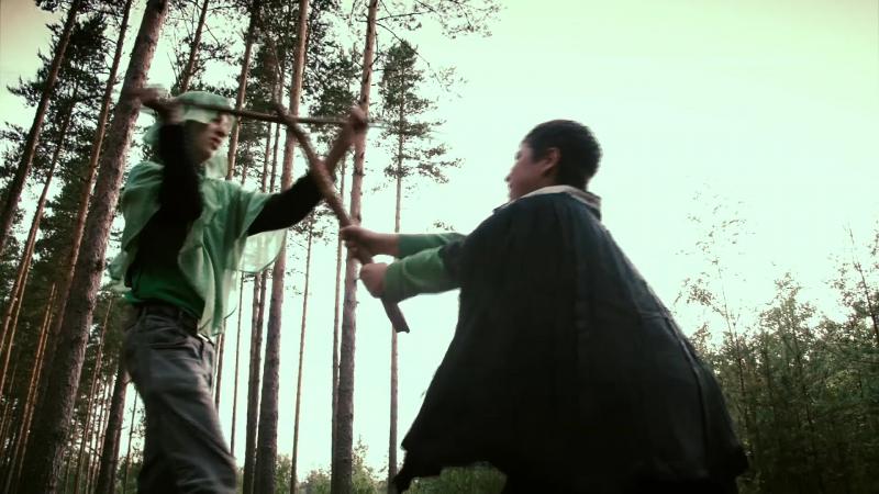 Фильм Новый Робин Гуд, Третья серия (Семья)