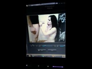 Paige (WWE) – Blowjob, Masturbation, Cumshot - new porn