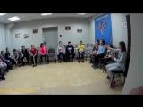 Мастер-класс от Марины Богатовой группа №9