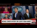 Michael Cohen's mystery third client is Sean Hannity