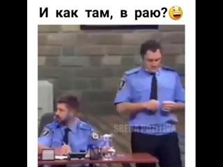 Священник в полиции _rolling_on_the_floor_laughing___1_ ПОДПИШИСЬ_point_right_@sreda_pozitiva . . . . . - прикол- священник  ( .