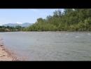 Река Дах впадает в реку Белая