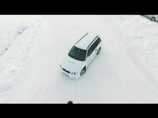 Приглашение на «Snow Sprint 2018» от Drive Hunters