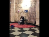 Прекрасная музыка в метро