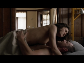 Emmy Rossum Nude, Isidora Goreshter, Sammi Hanratty - Shameless (2018) s08e10 1080p