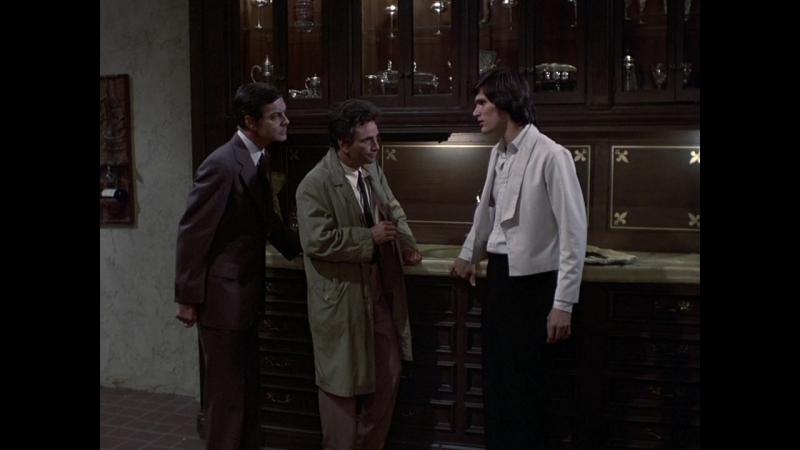 Коломбо - Сезон 7 (1977—1978) - Серия 2 Яд от дегустатора