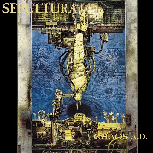 Sepultura альбом Chaos A.D. (Expanded Edition)