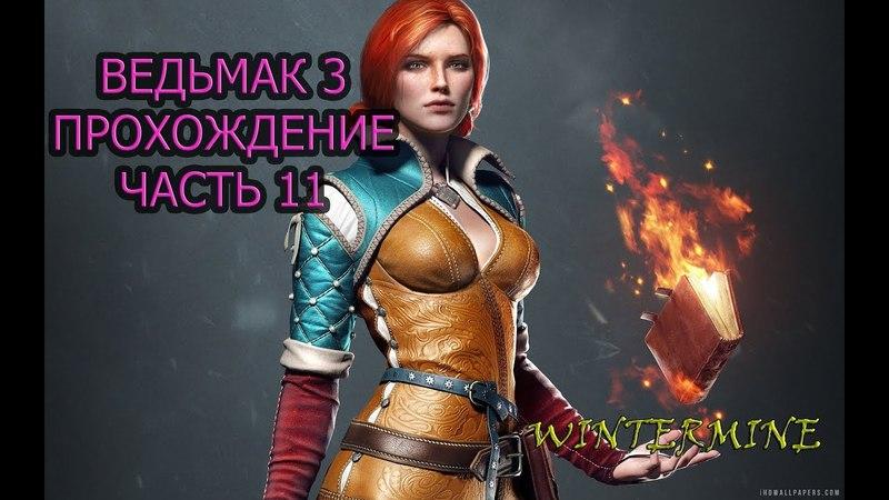 Ведьмак 3: Дикая охота Прохождение часть 11 (The Witcher 3: Wild Hunt)