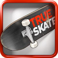 Установить  True Skate [Мод: Unlocked + много денег]
