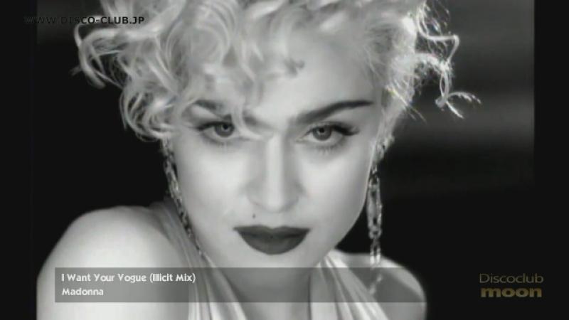 Ultimate Madonna II Vdj Medley Mix (HD)