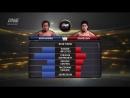 Muhammad Aiman defeats Hisyam Samsudin via 3 Round Decision