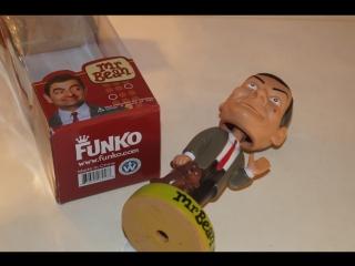 мистер Бин фигурка Funko трясёт головой