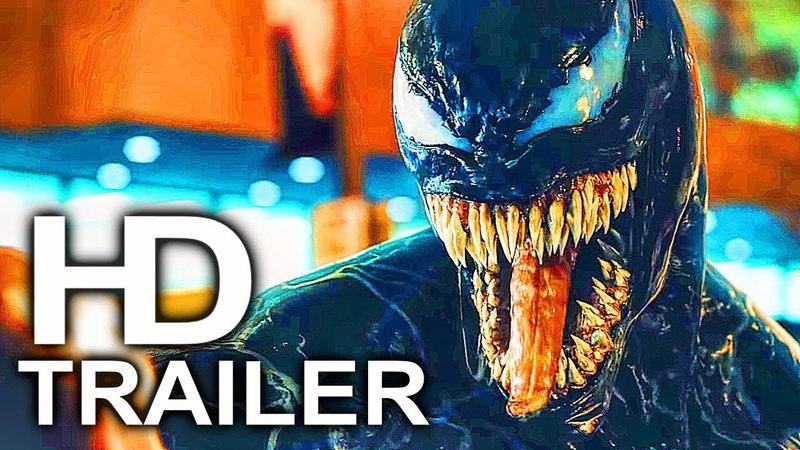 VENOM Trailer 2 NEW (2018) Spider-Man Spin-Off Superhero Movie HD