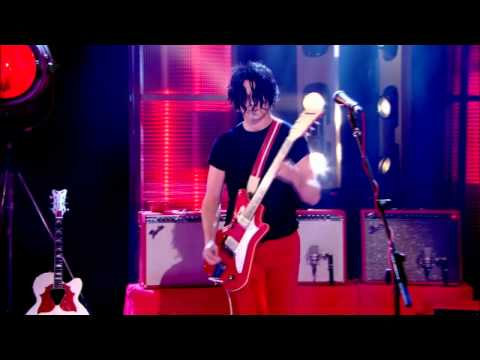 The White Stripes Icky Thump Later with Jools Holland Live HD