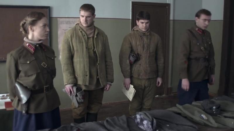 Военная разведка Северный фронт 2 серия Первое задание