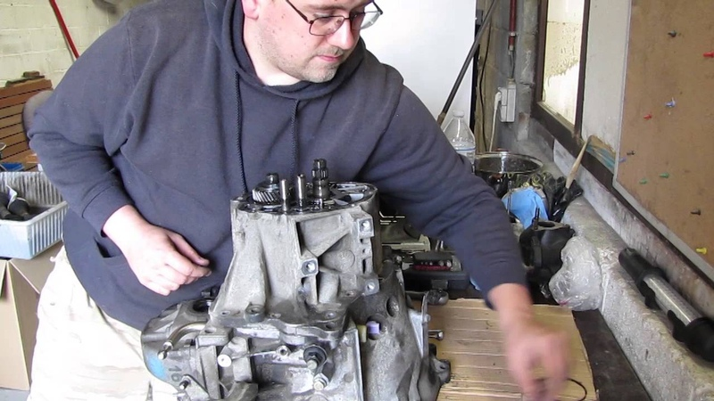 Peugeot - BE4 Gearbox Overhaul (Part 3)